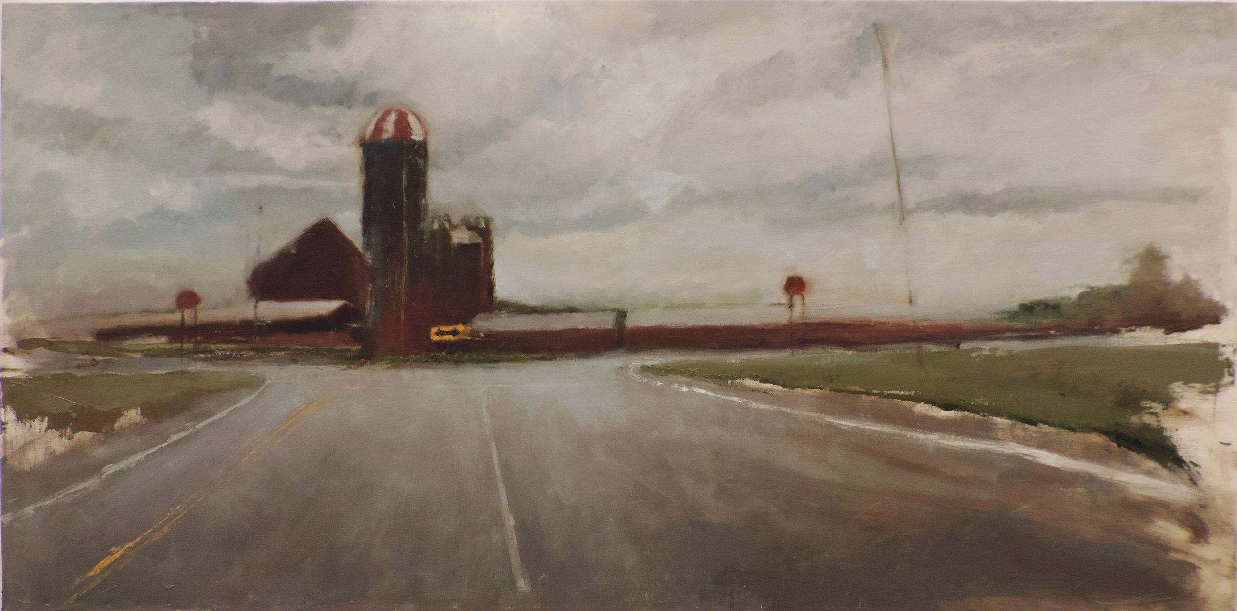 Crossroads , Caroline Chen