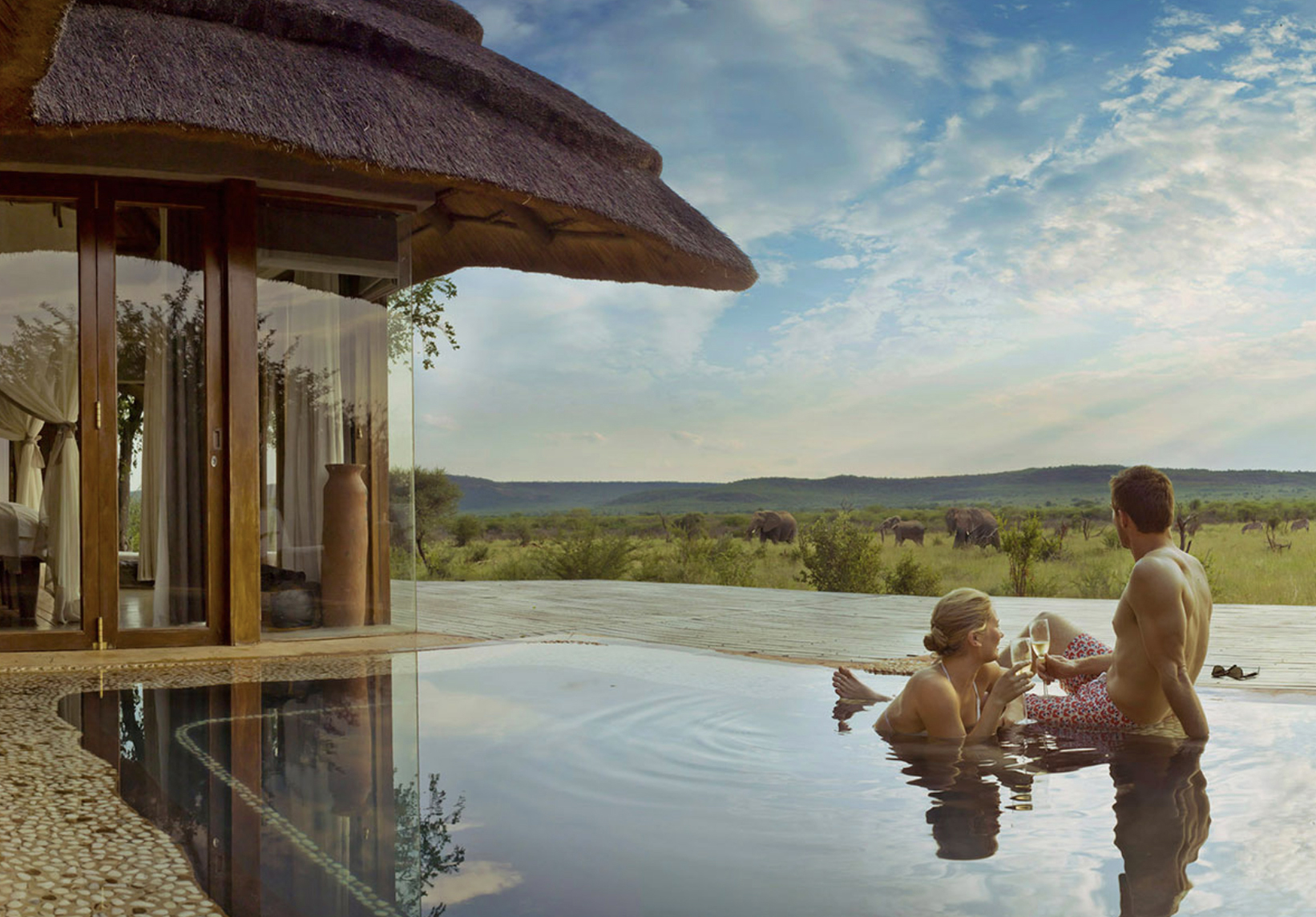 Experience a South Africa Bush Retreat, Donated by Vance Kershner and Chrissy Hitchens