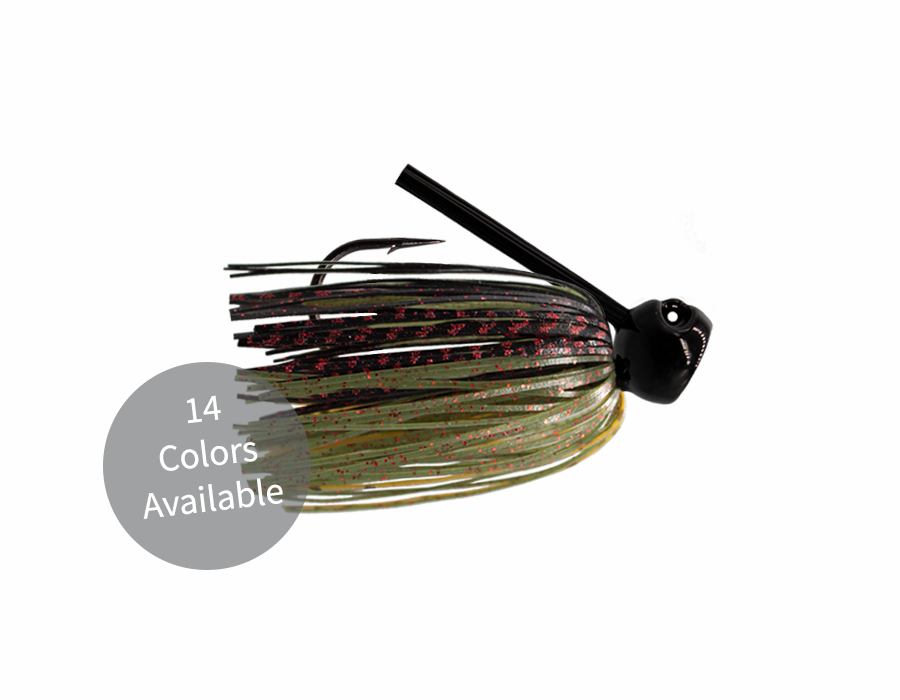 New Lure - JigMasters Signature HD Football Jig