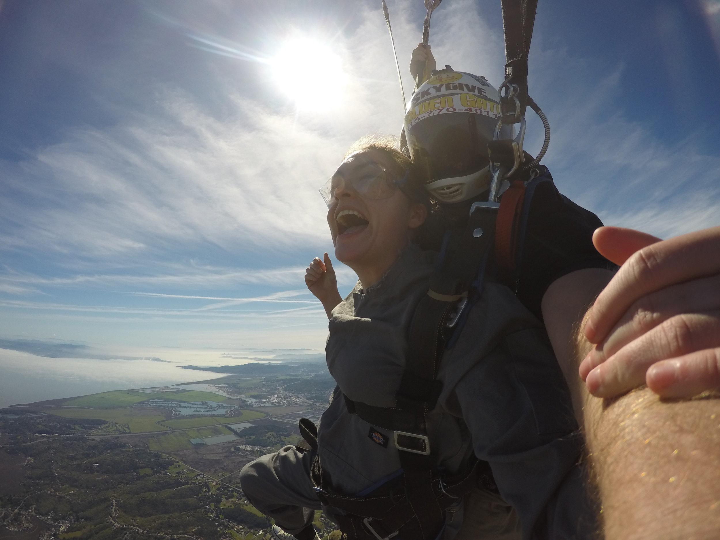 Skydive San Francisco