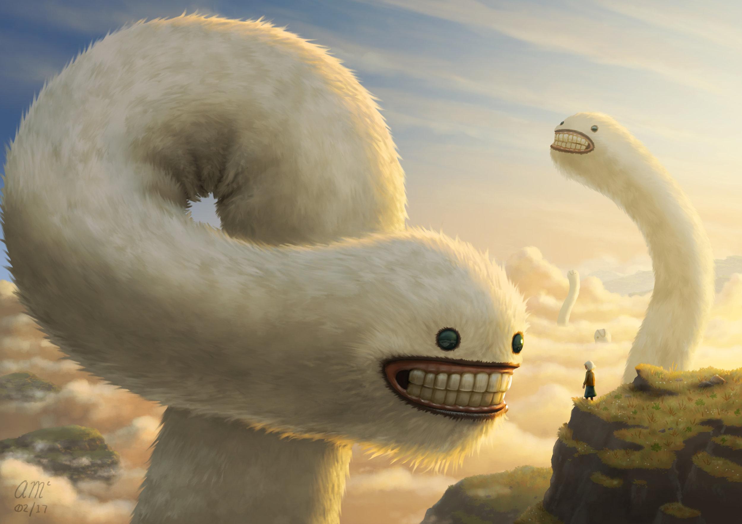 1078-fuzzy-cloud-worms-andrew-mcintosh