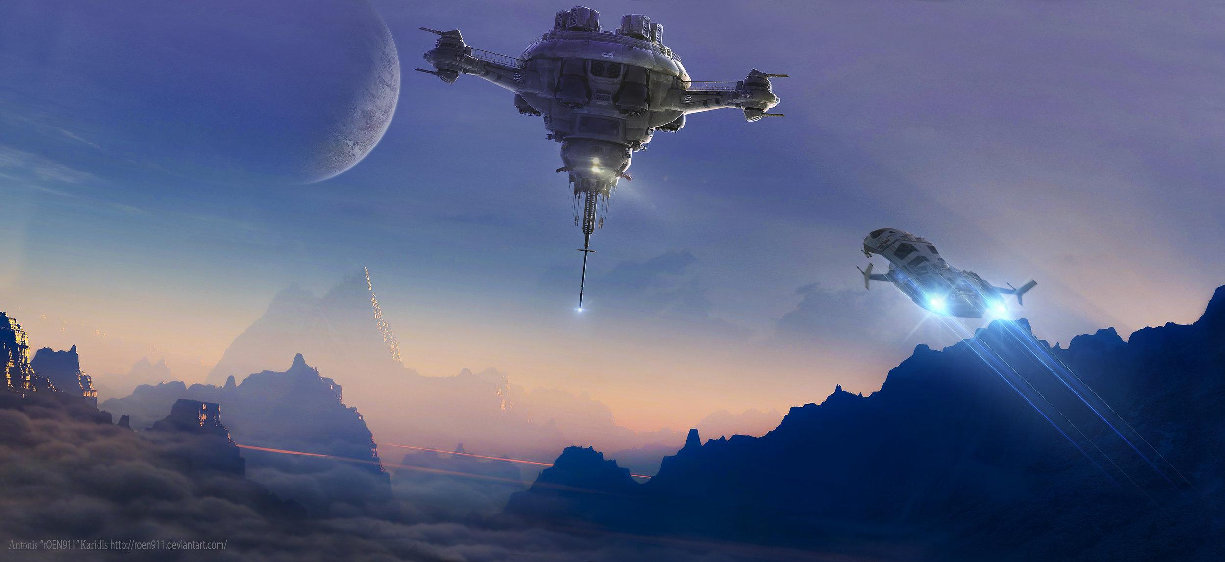 1403-approaching-the-base-antonis-karidis
