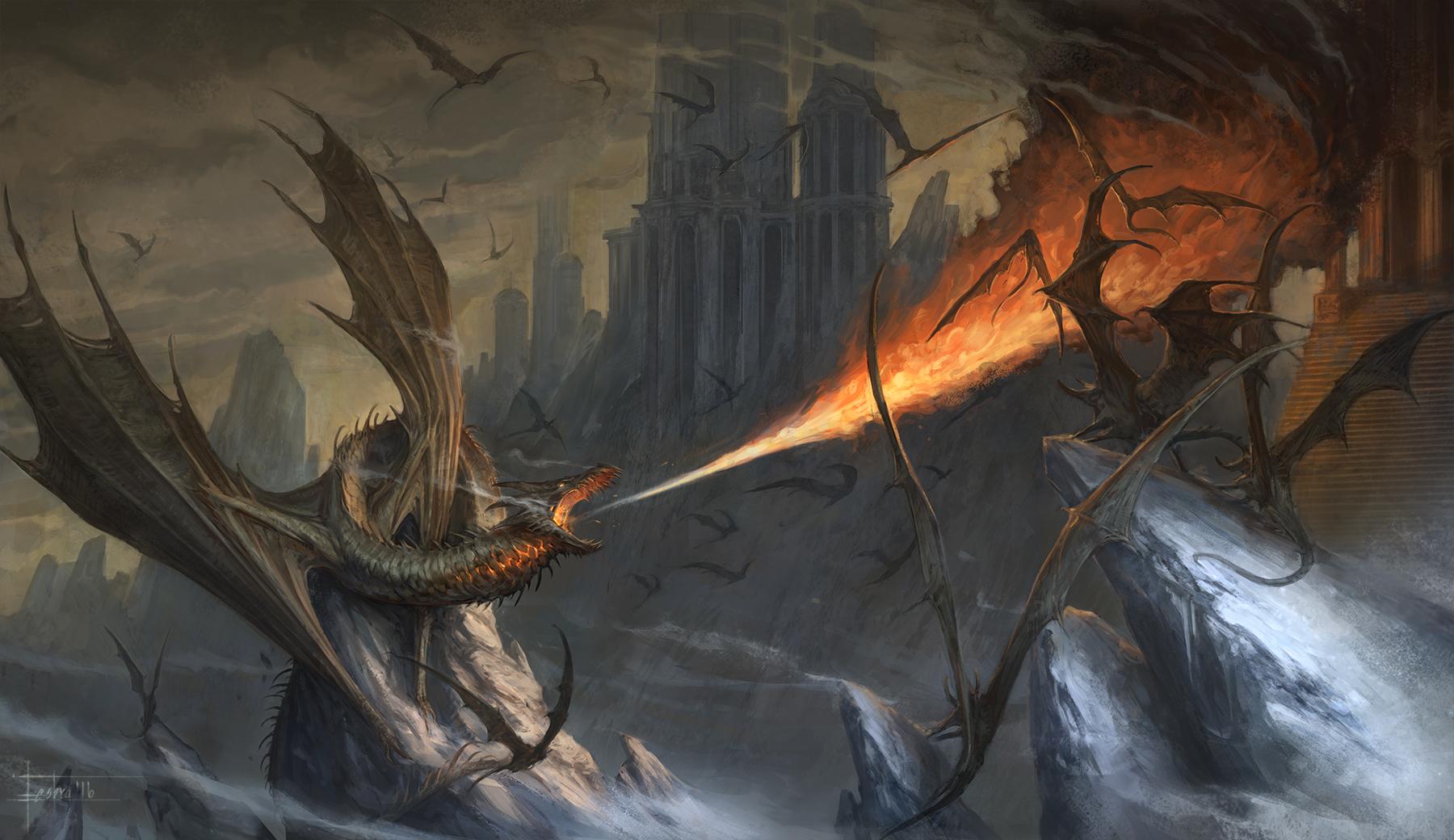 1464-the-dragon-and-the-drakes-felipe-escobar-bravo