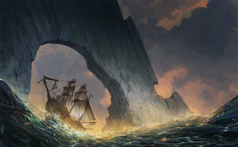 Artist:  Jorge Jacinto  Source:  http://bit.ly/2C7nHjT
