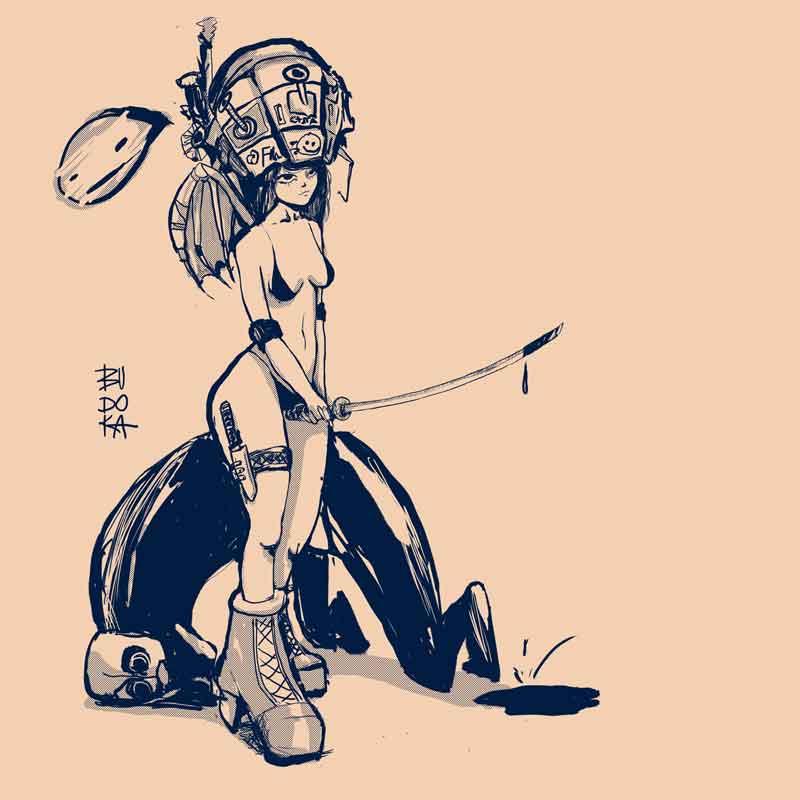Helmet grlllz