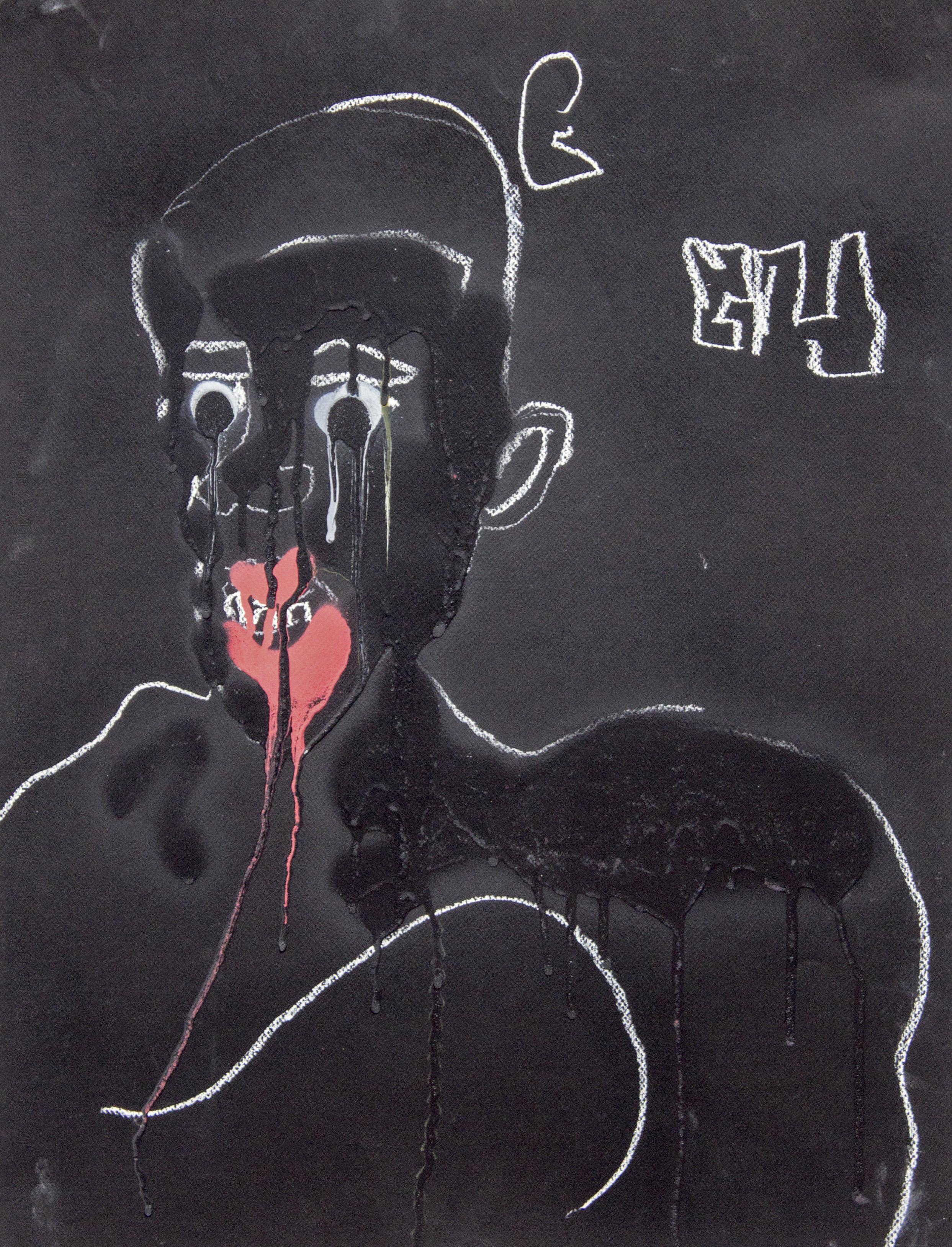 black face ali