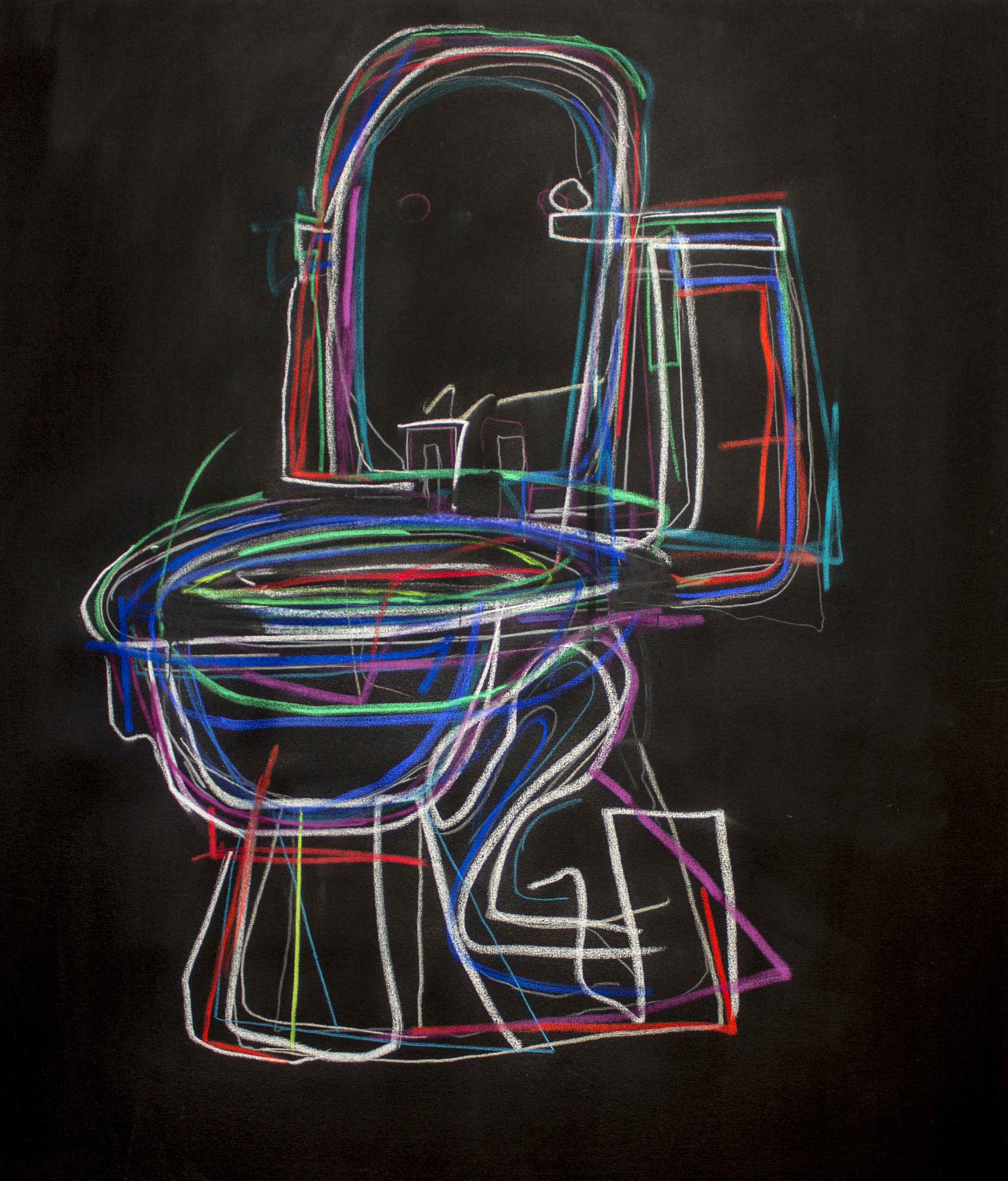 electric chair toilet