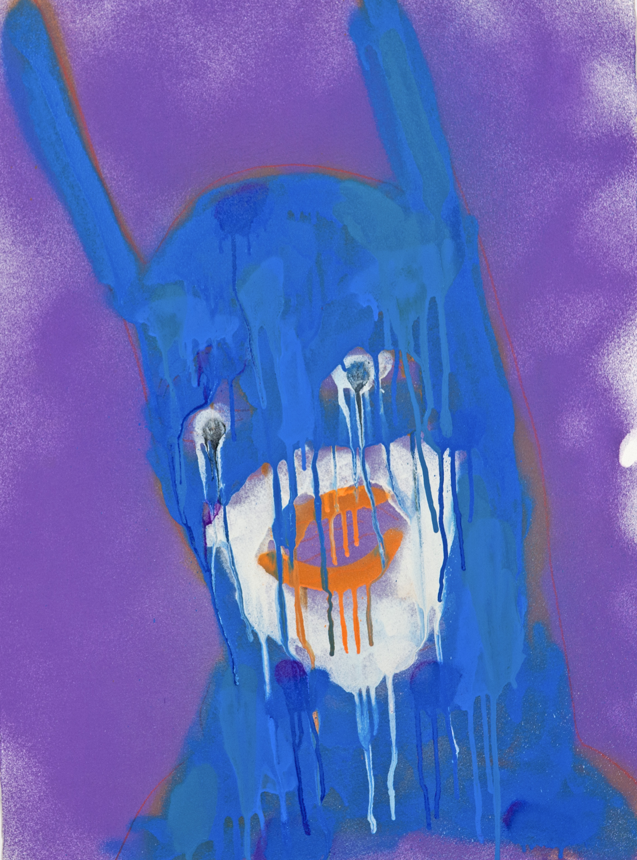batman purple