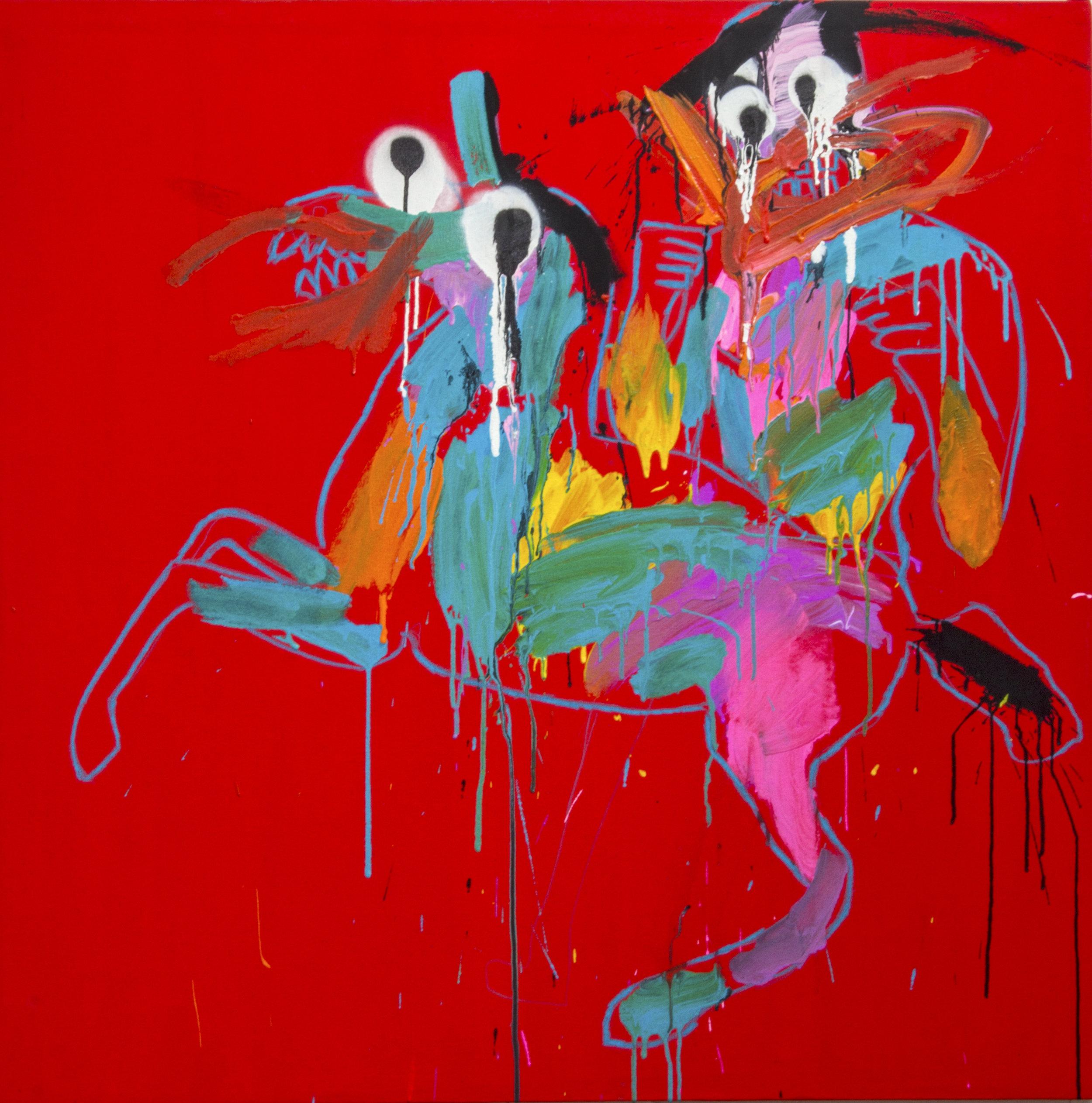 equestrian muhammad (red)
