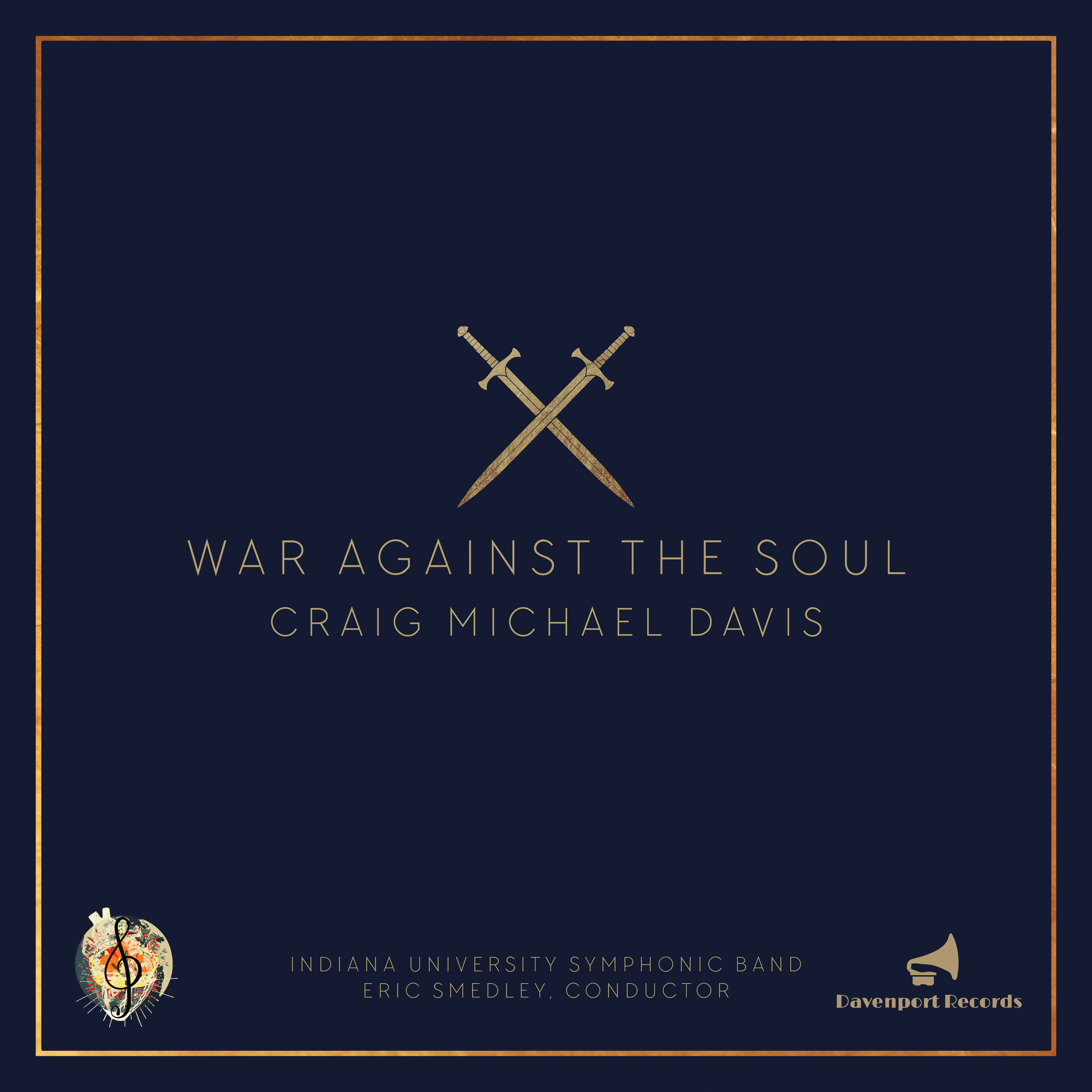 WAR AGAINST THE SOUL for Wind Band