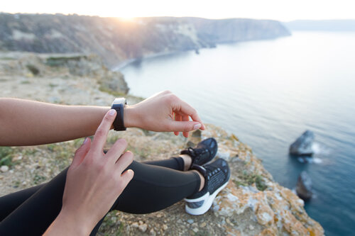 Apple Watch and Fitness Trackers