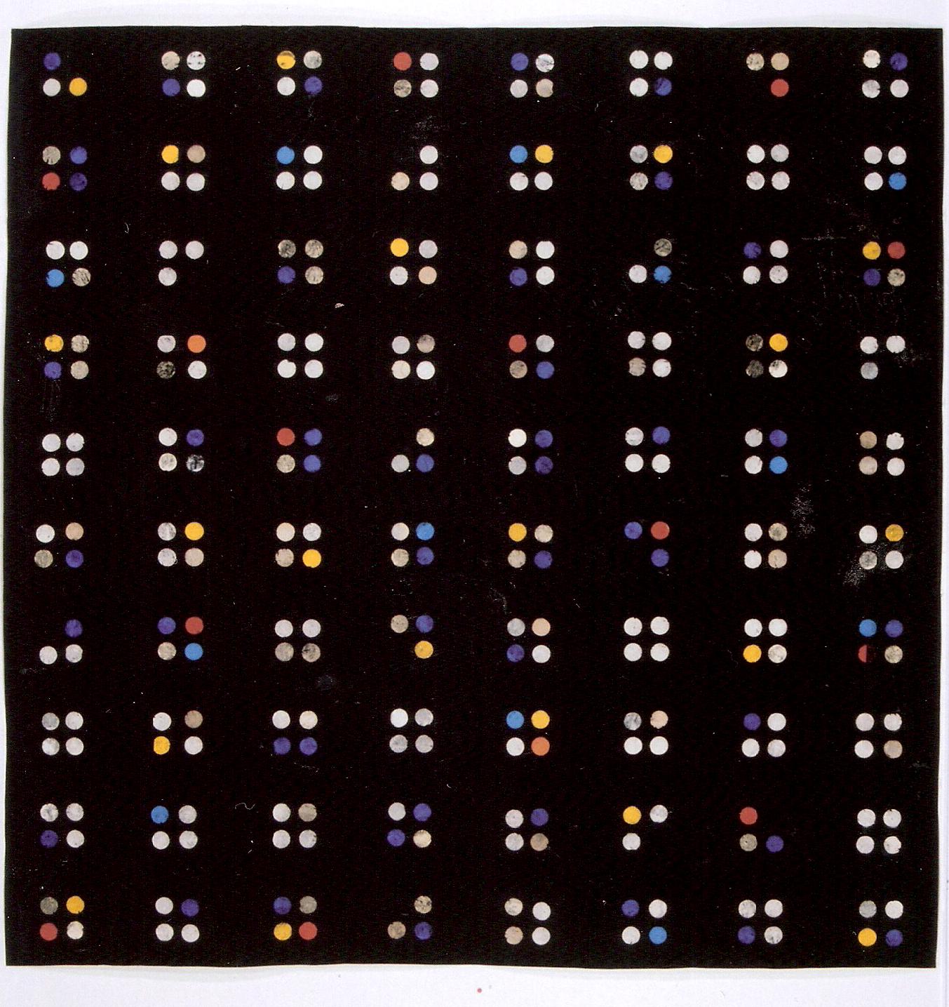 Sam Grigorian, Untitled , 2003, mixed media decollage