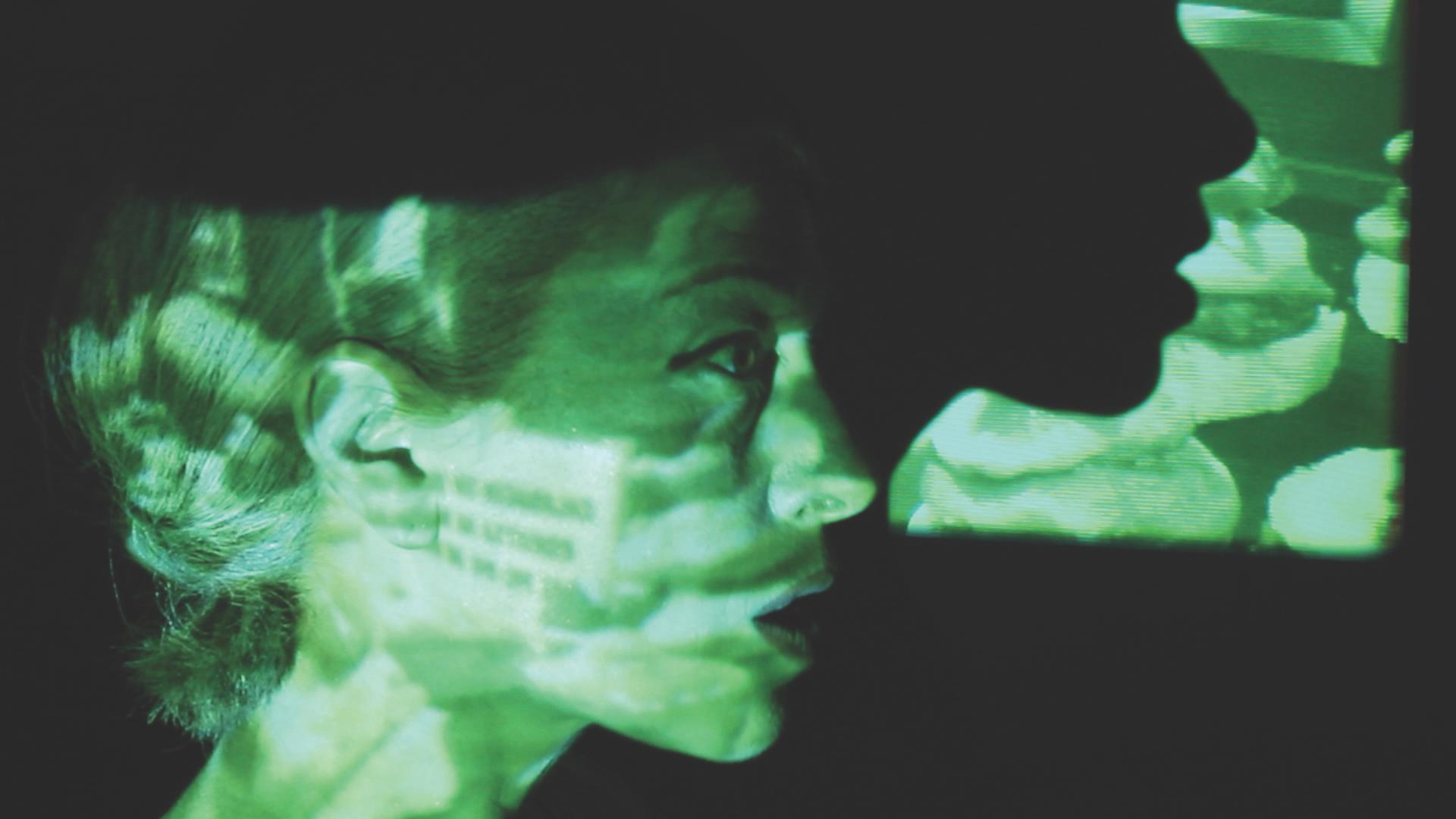 Sue Dodd, Location 2 , Filming the people, video production still, digital print, 73 x 43cm