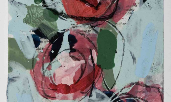 Matthew Bax, Sample Camelot , 2012, acrylic, charcoal, pencil, wax crayon on paper, 15 x 10cm