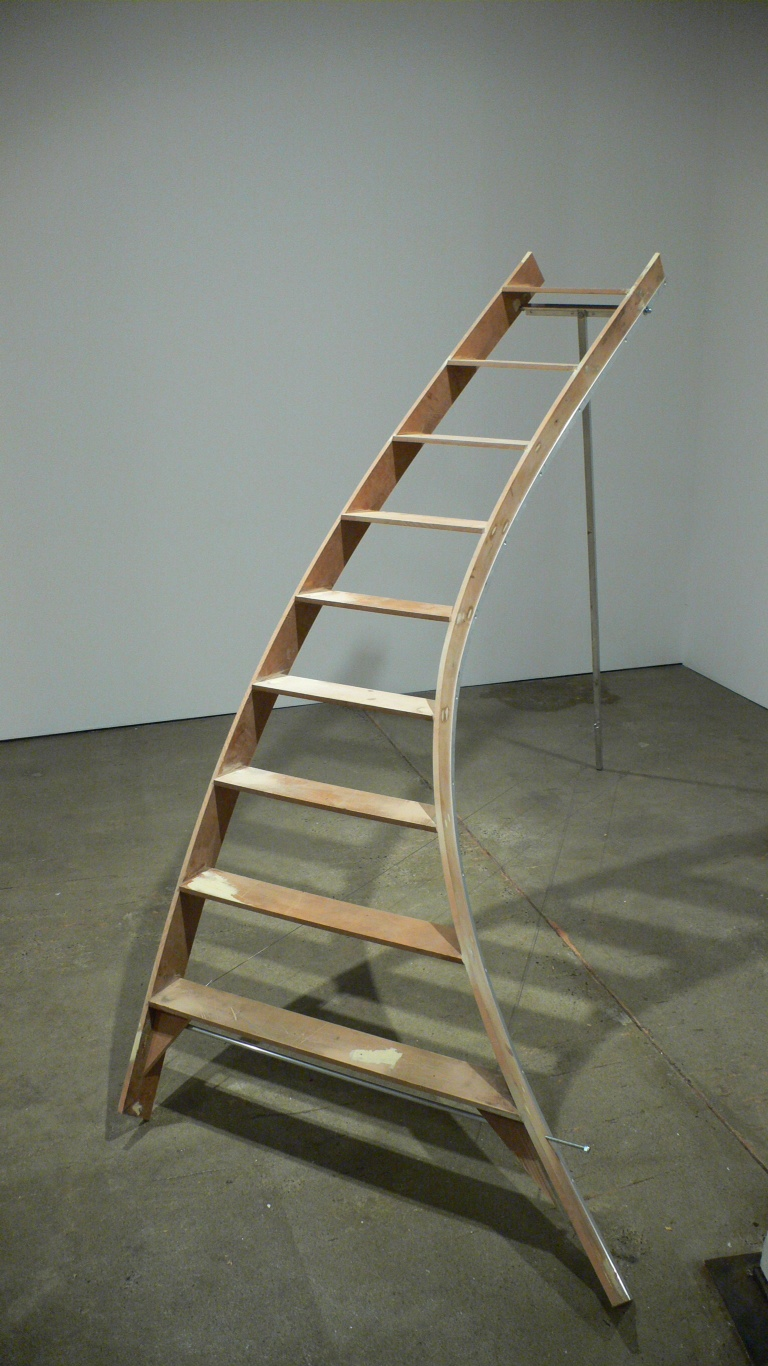 Johnnie Dady,  An Uncertain Object (In anticipation of a signature touch (light applause only)) , 2011, installation image