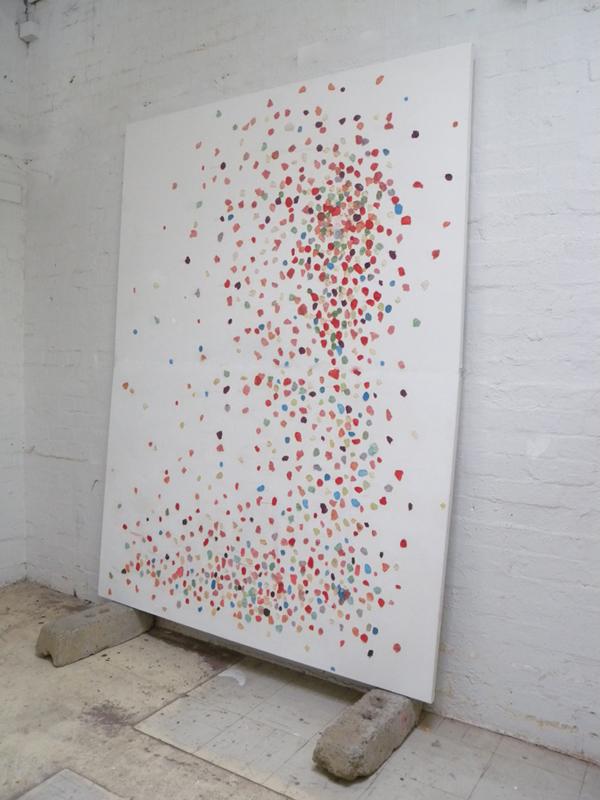 Michael Georgetti,  4 Colour Cloud , 2010
