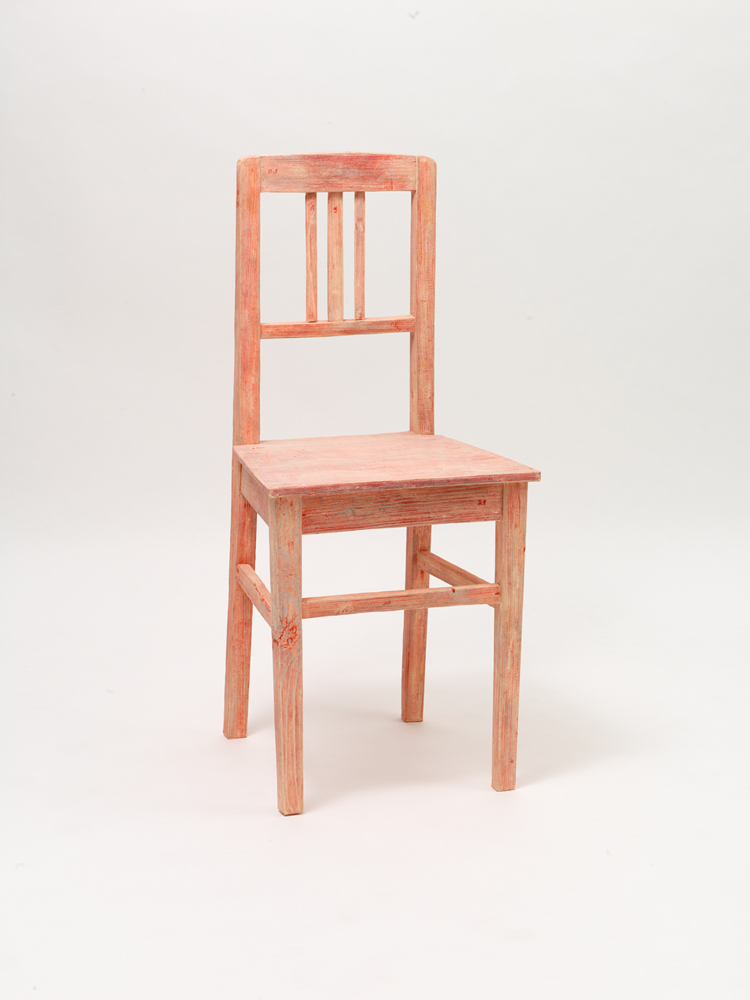 Michael Wegere,  Princess Paradise Pink Chair , 2010, C-type print, 120 x 90cm