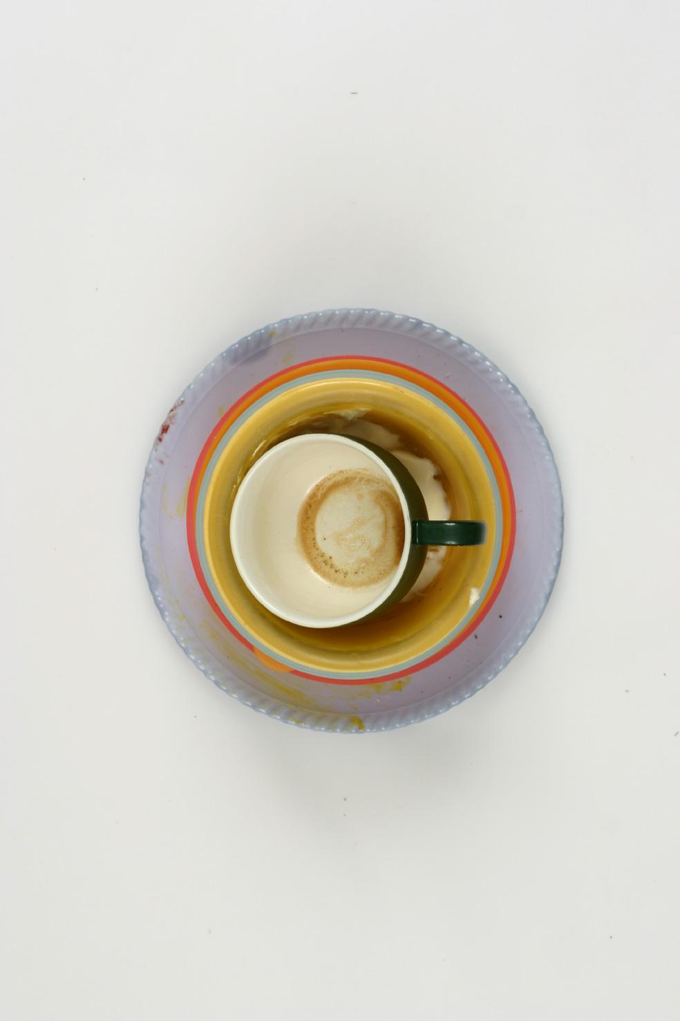 Vin Ryan, Meals Eaten by Vin, Lisa and Lewis in 2010 (Stack 1), 2010, digital print, 37 x 25cm