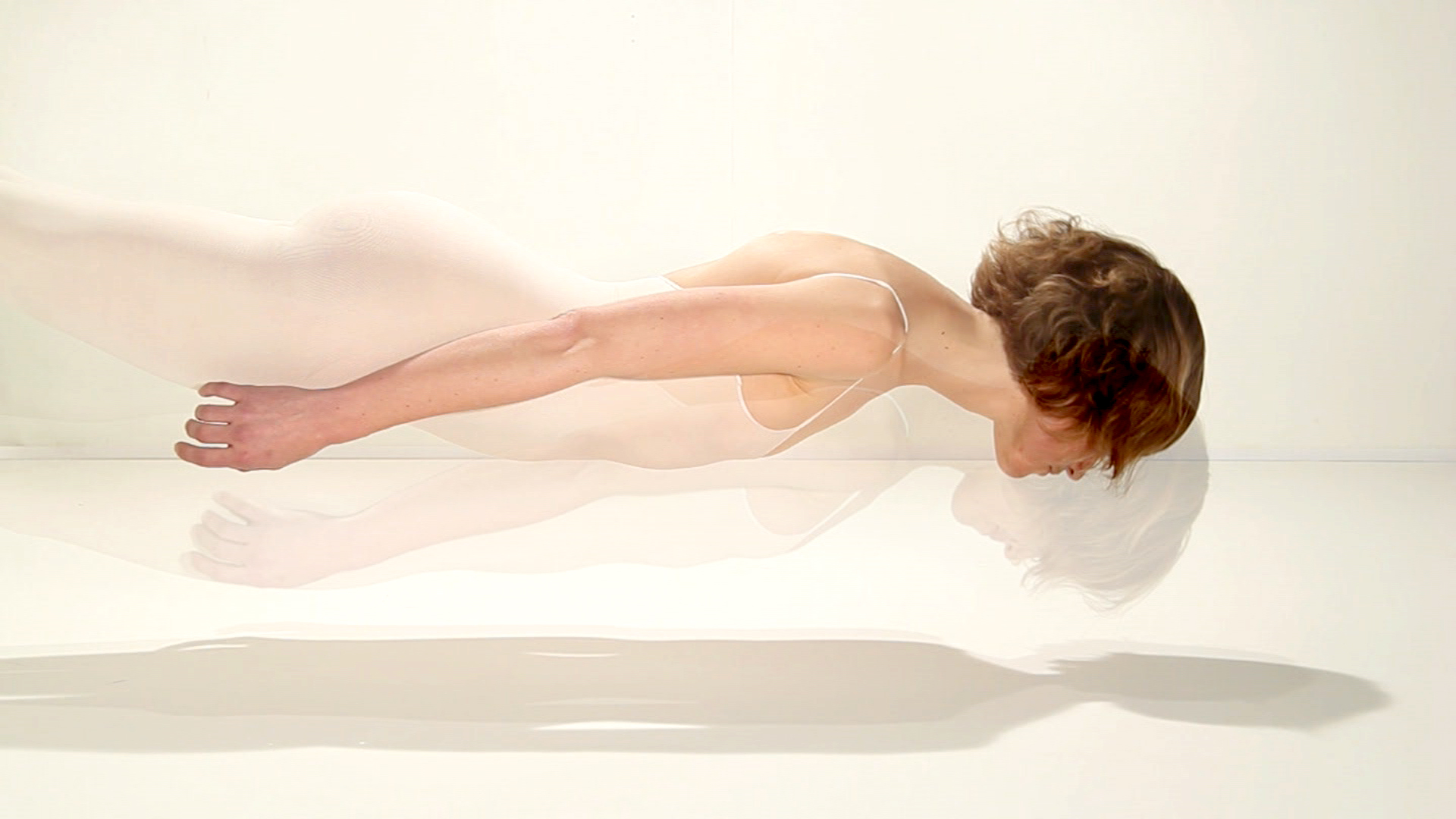 Anna Gilby, Breathing Space, 2009, digital video (still)