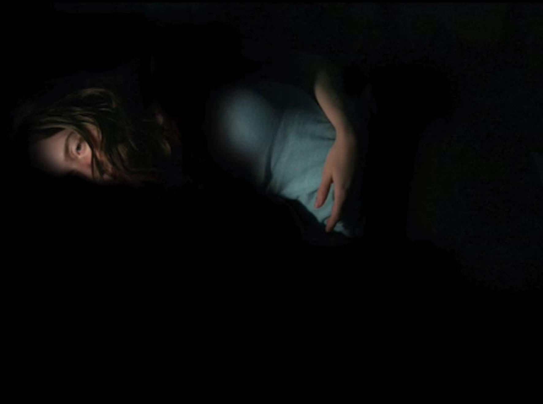 Eloise Calandre, Dark Sea, 2009, digital video (still)