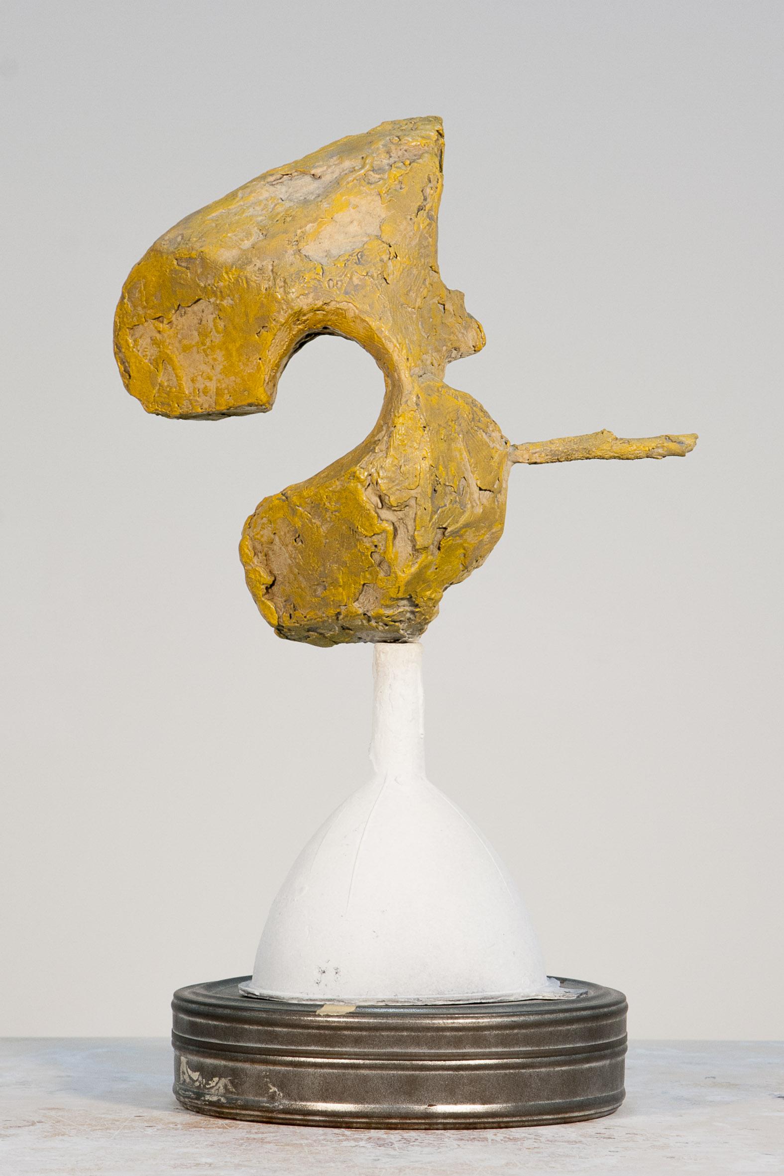 imbibe,2017, patinated bronze,30 x 20 x 14cm