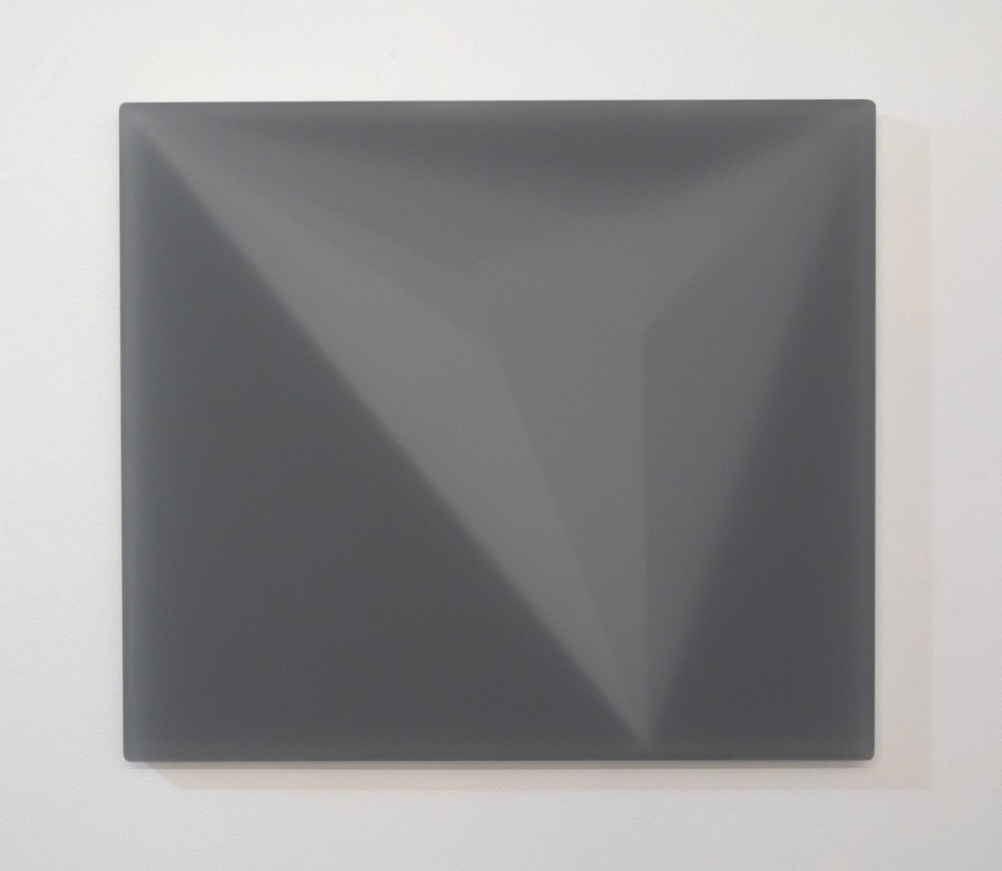 Karyn Taylor, Platonics of Solid IV, 2017, cast acrylic, pvc, 42 x 48 x 2.5cm.jpg