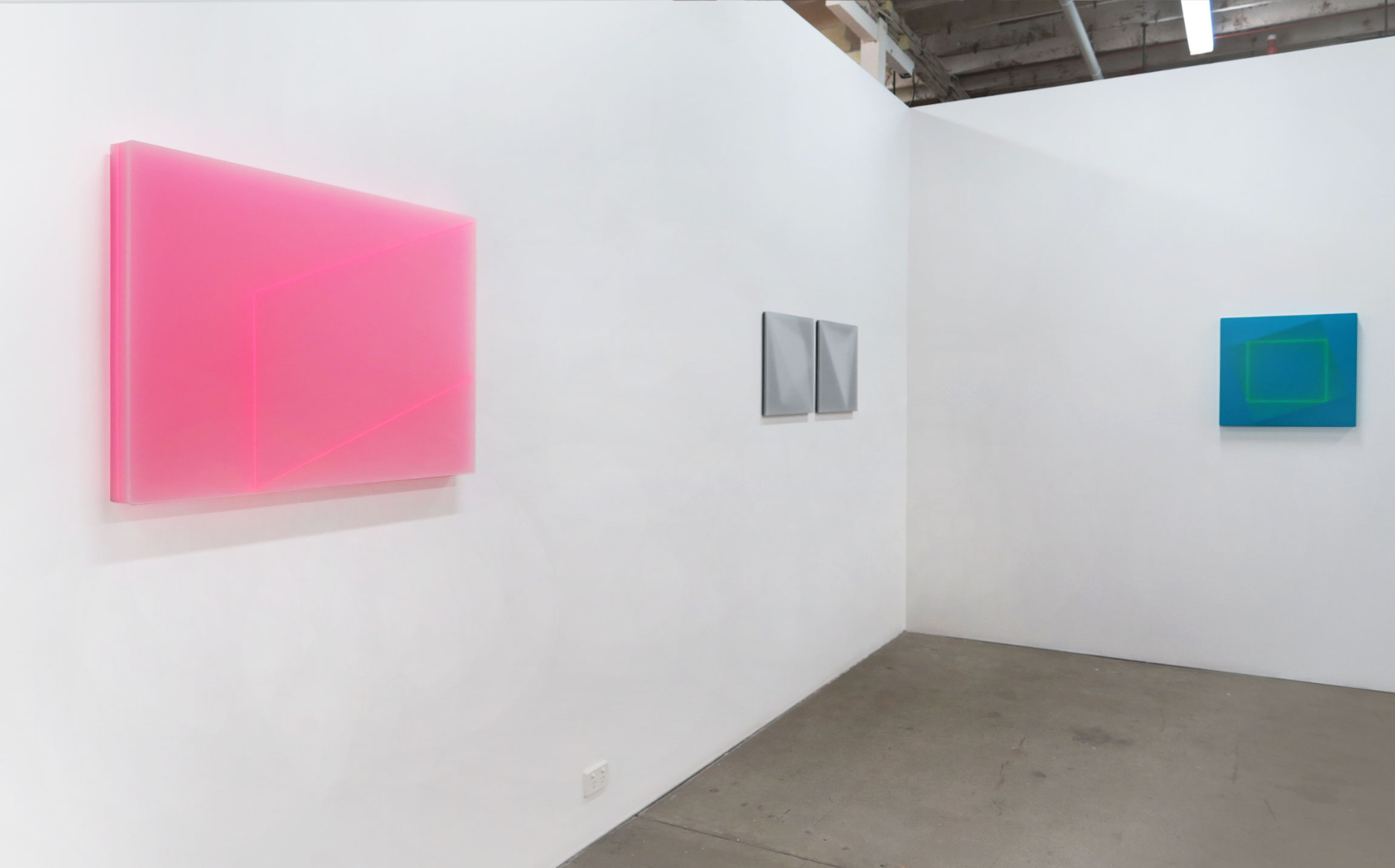 Implicate Order ,2017, installation view