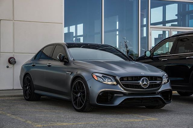 Mercedes E63s AMG in Designo Selenite Grey Magno. Over 600hp. A piece of modern day automotive art.  Owner: @king__of__cars__ 📸: @dustin.davie  #merecedes #mercedesbenz #mercedesamg #benz #benzclub #mercedes_benz #eclass #e63s #e63amg #e63 #amg  #turbocharged #luxury #luxuryperformance #luxurycars #highperformance #performance #designoselenitegreymagno #carsofinstagram