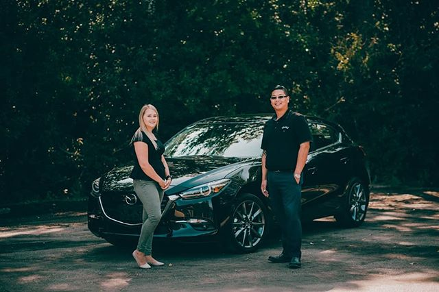 James and Larisa took the Mazda 3 out for a drive in our newest Vlog! They drove it to speed world and challenged each other to a race! Who do you think won?  We'll be posting it to our YouTube and Facebook this week!