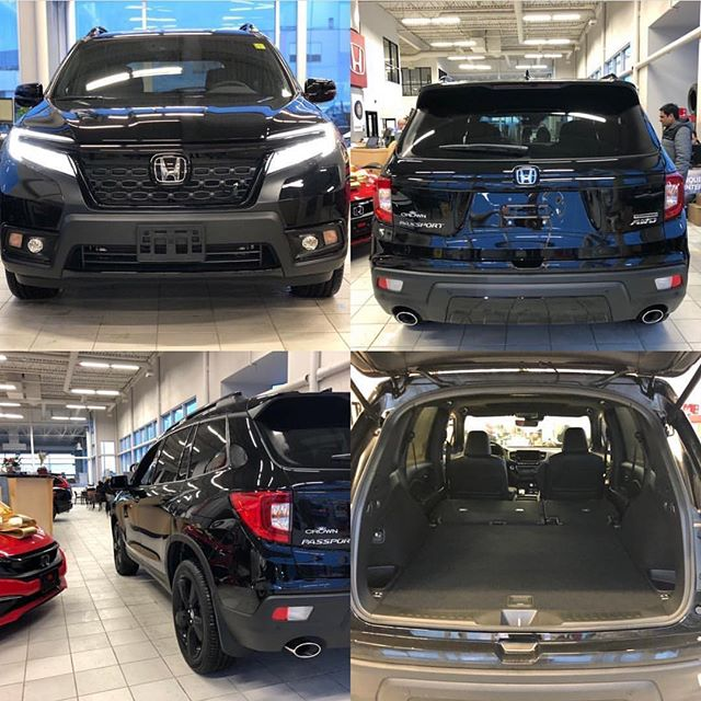 The highly talked about Honda passport has finally arrived. Contact Team Foui Automotive Asap to book your test drive. Feel free to message us with any questions or if you would like to book a test drive.  #honda #hondacanada #passport #incredible #lotsofspace #limitedstock #diilawrigroup #teamfouiautomotive #topteam #1000carsperyear🔥
