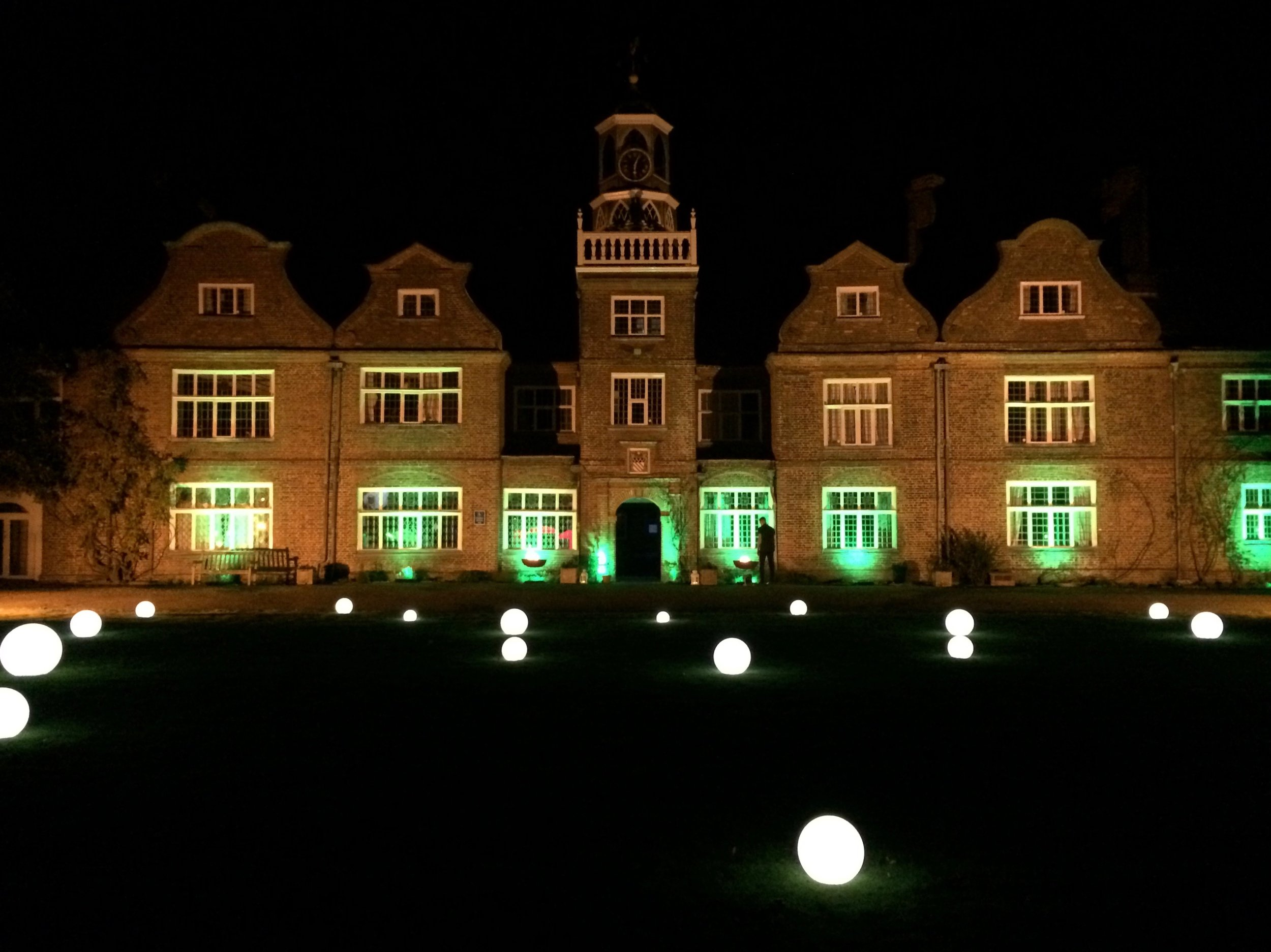 Rothamsted Manor Party