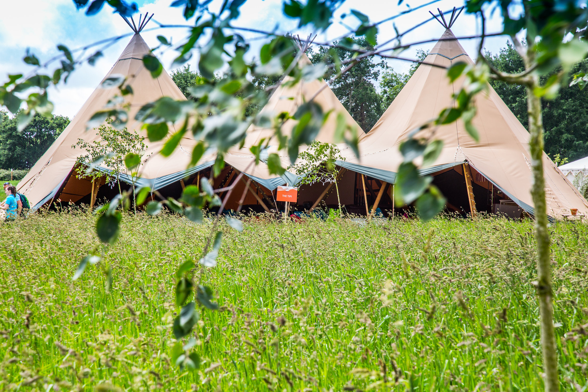 The Big Tipi Experience