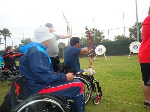 Hari shooting archery.jpg
