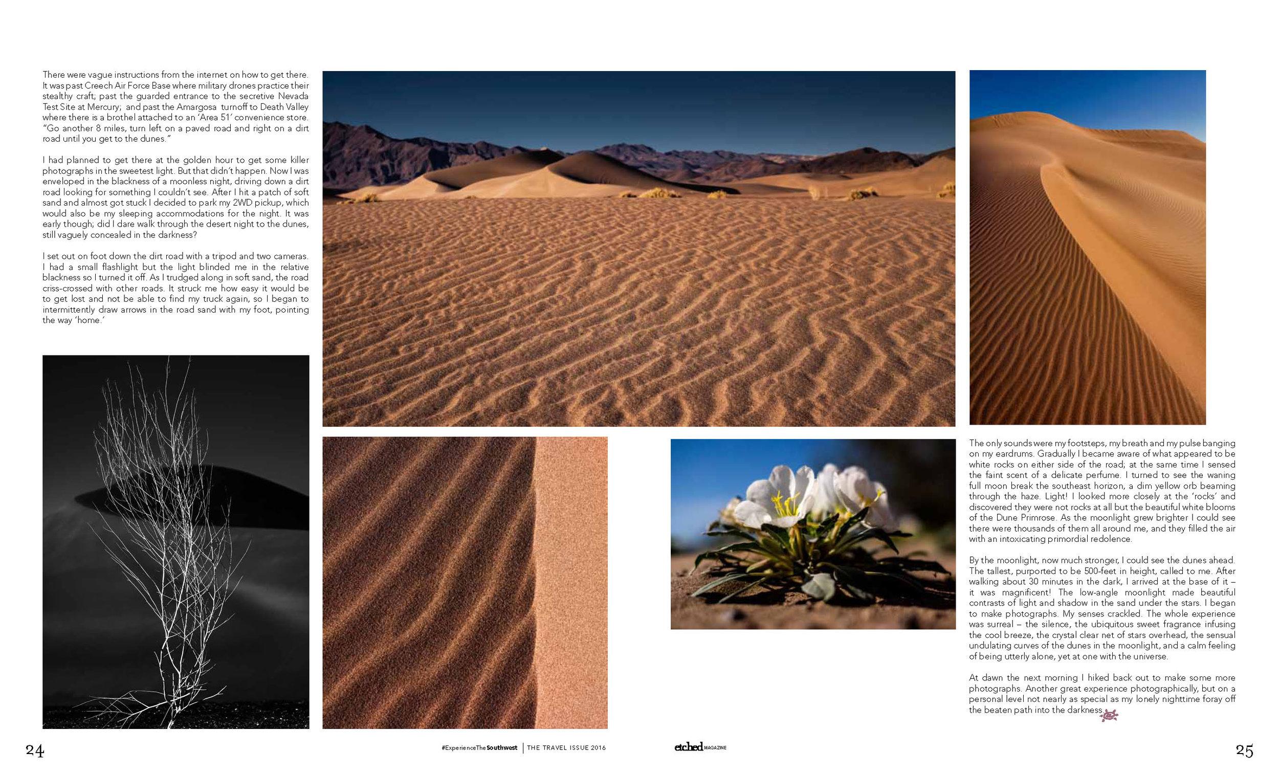 Amargosa Dunes