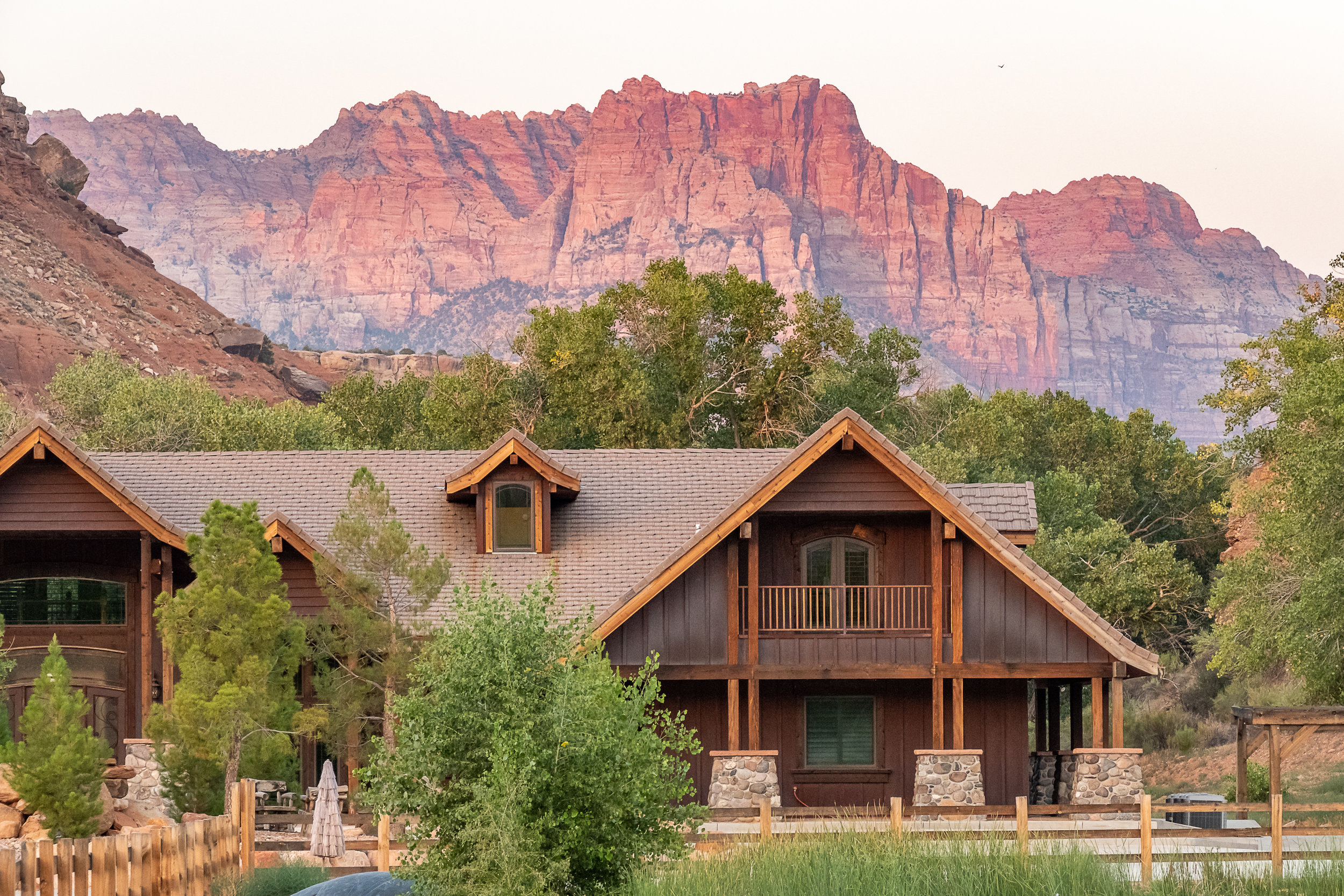 Zion Red Rock Retreat