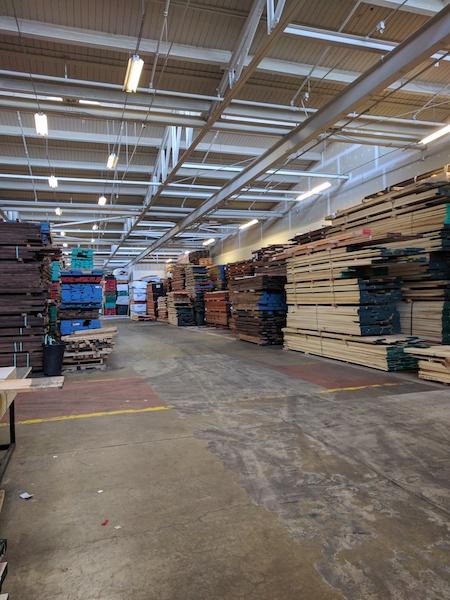 Moore Newton Warehouse