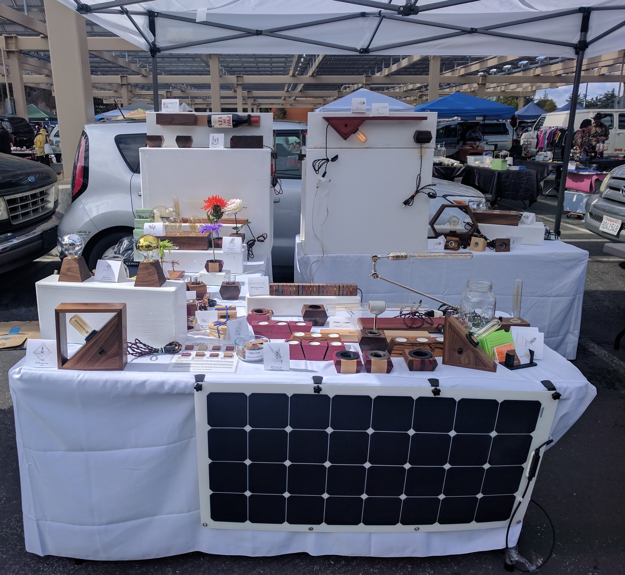 March 4 DeAnza Flea Market