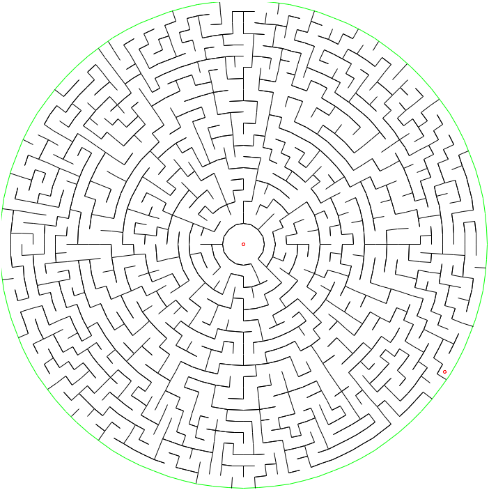 Medium: 20 rings