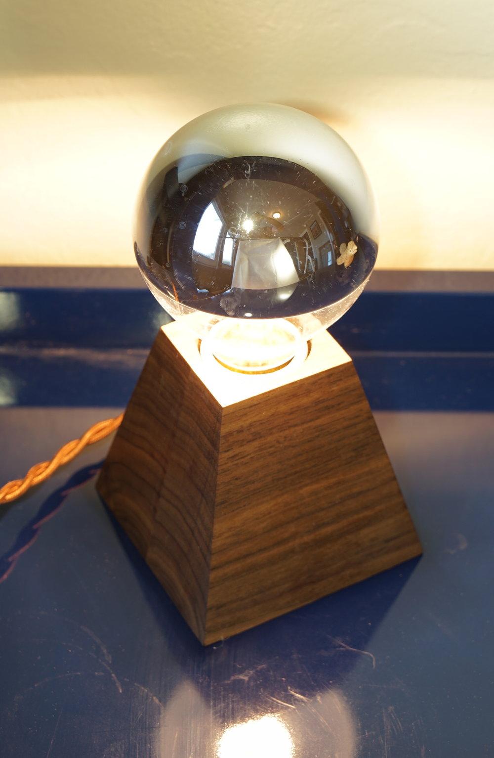 walnut-pyrmaid-lamp-chrome-bulb.jpg