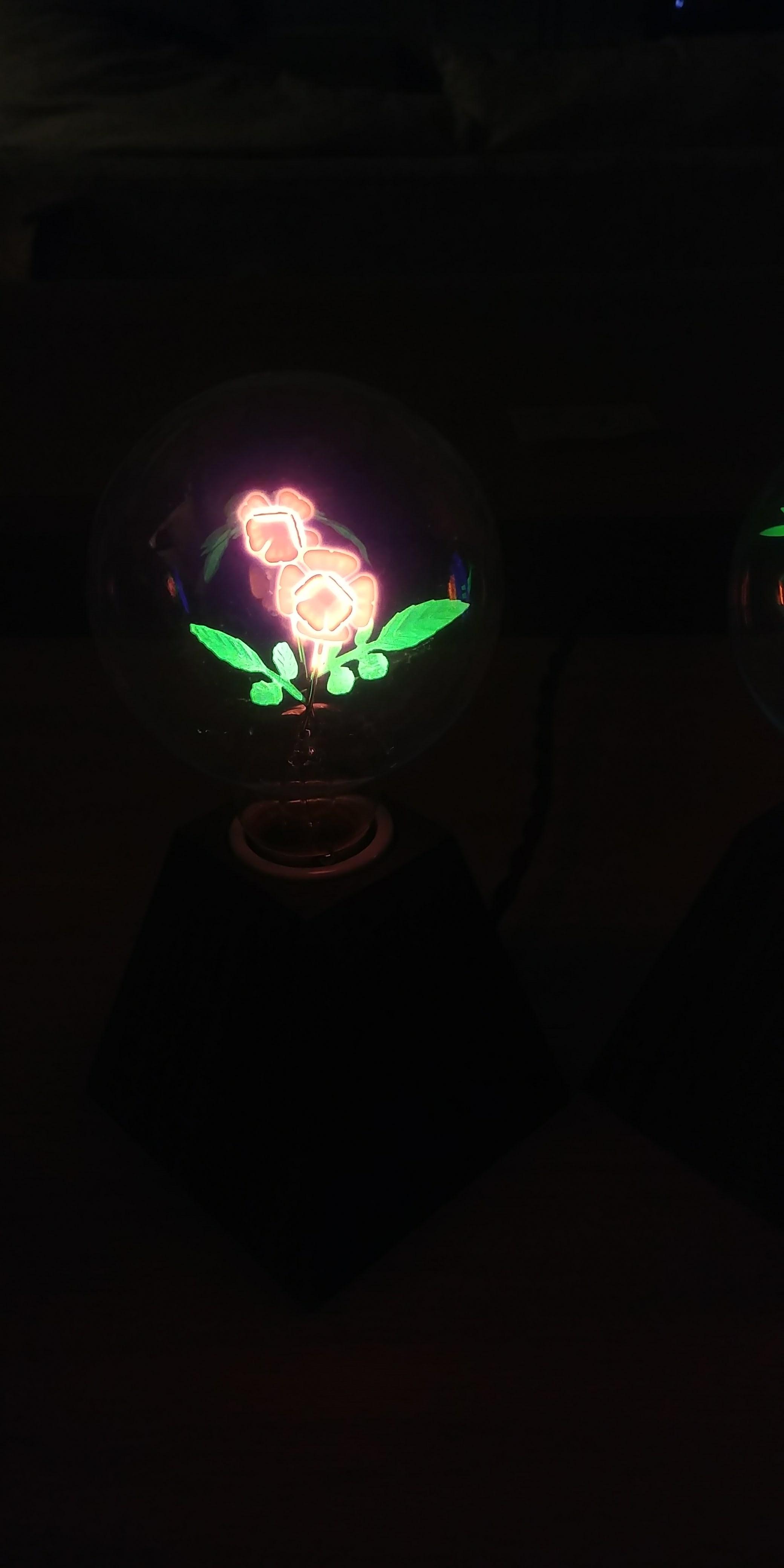 Roses (Night)