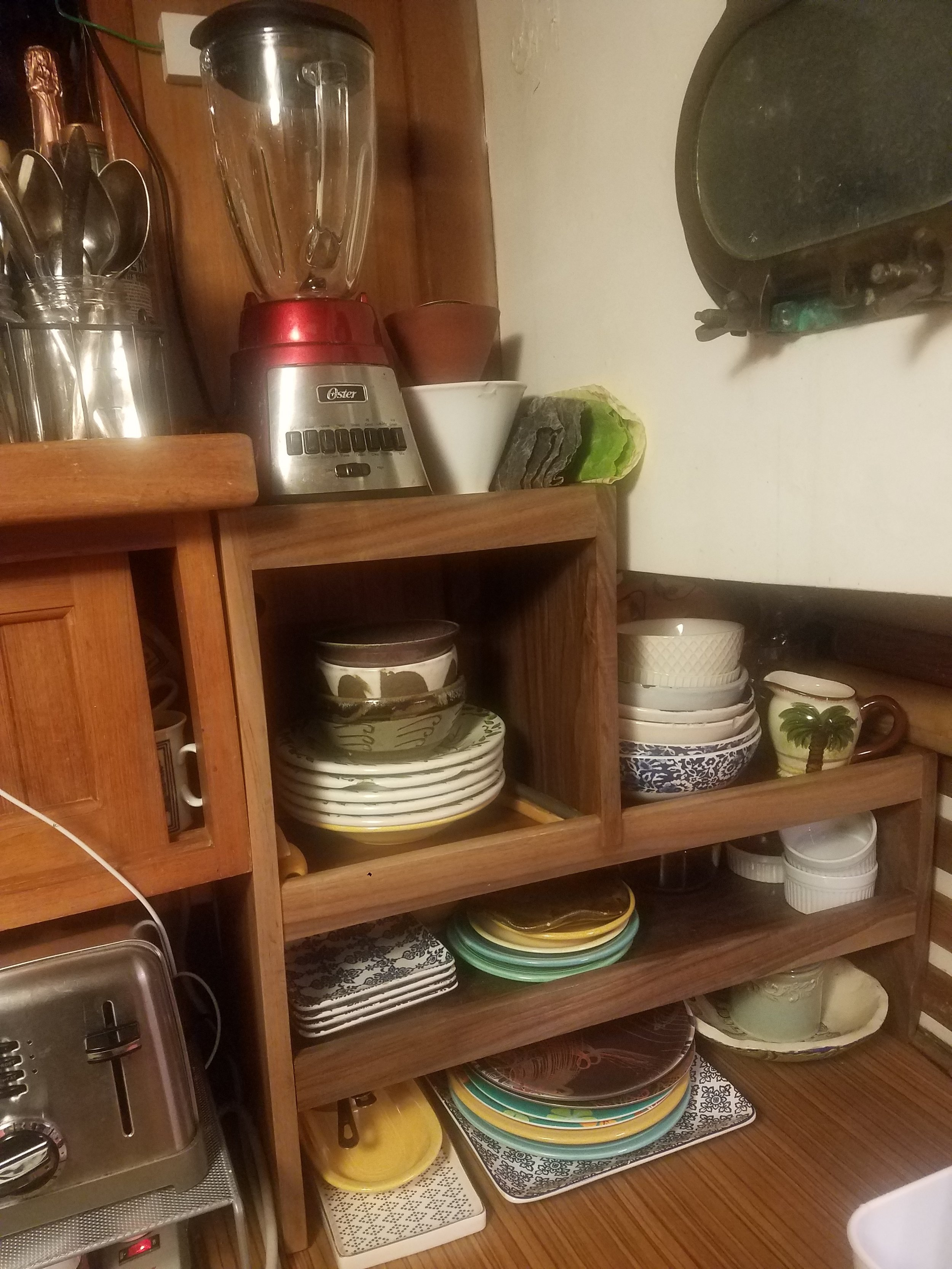 Houseboat Shelf