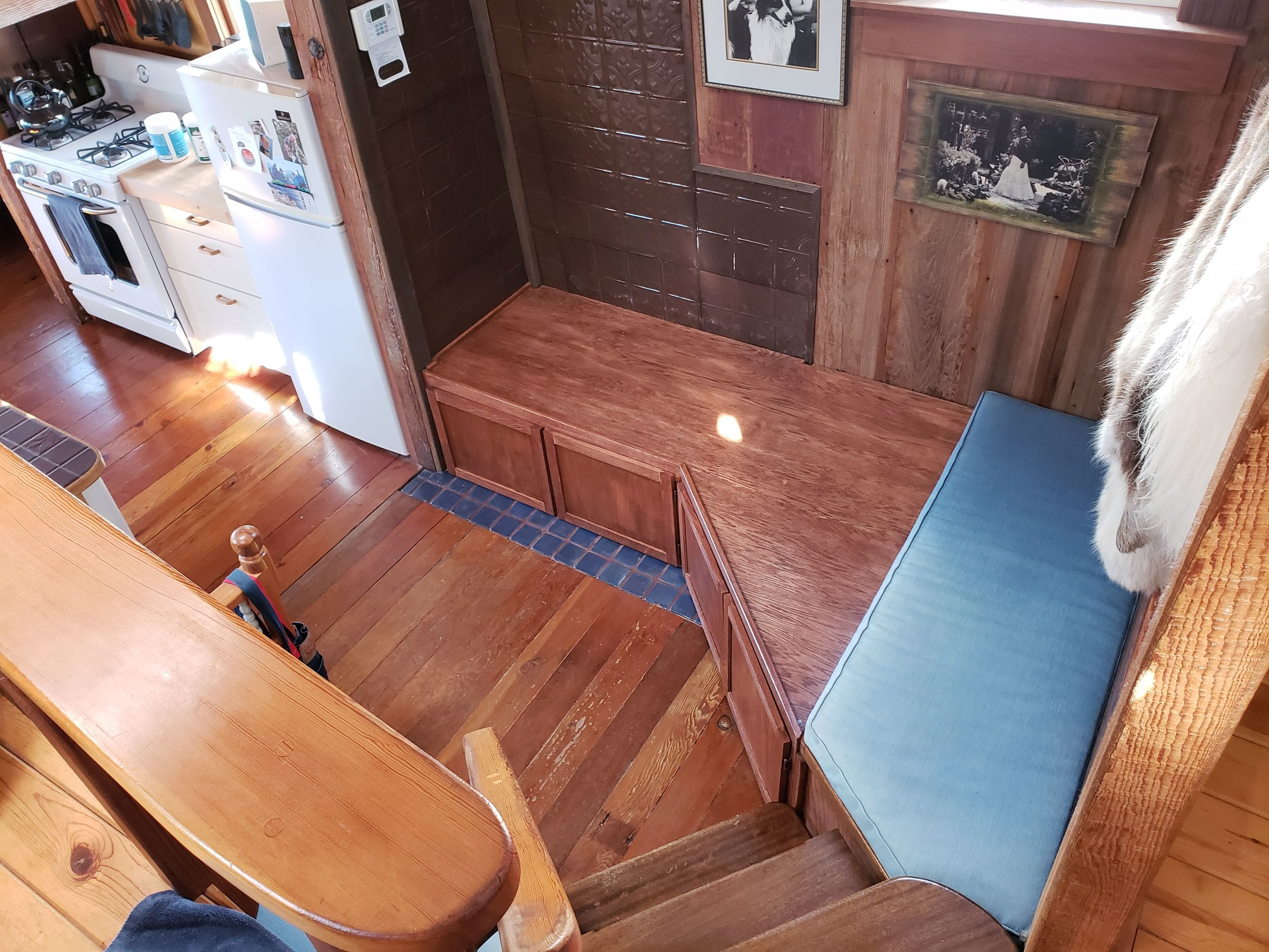 Houseboat After