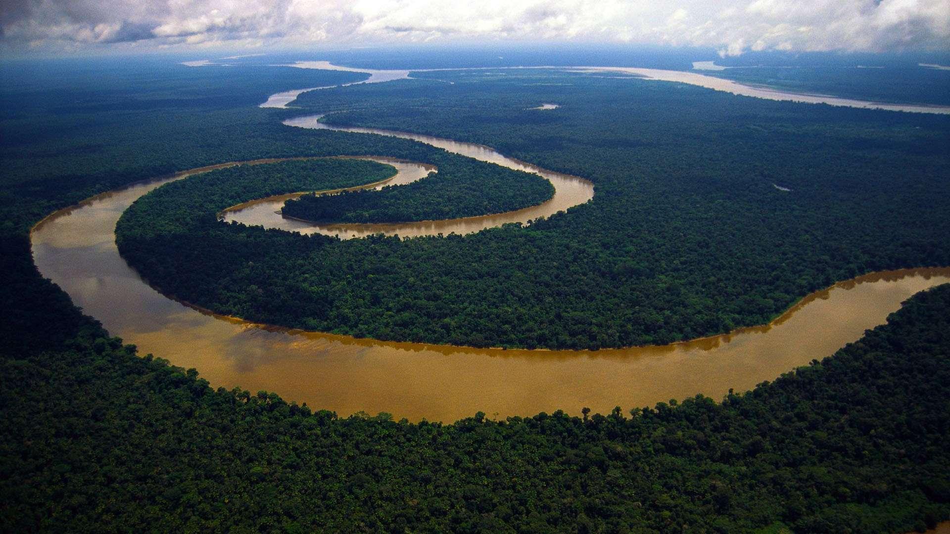 """Las zonas selváticas que atraviesa el río Amazonas cuando se adentra en Perú son especialmente conocidas como """"tierra de chamanes""""."""