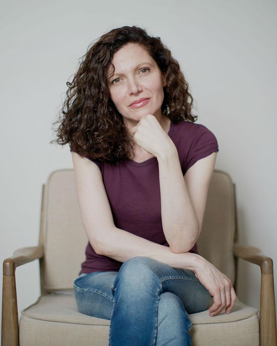 Mónica Cavallé , autora de   El arte de ser  .