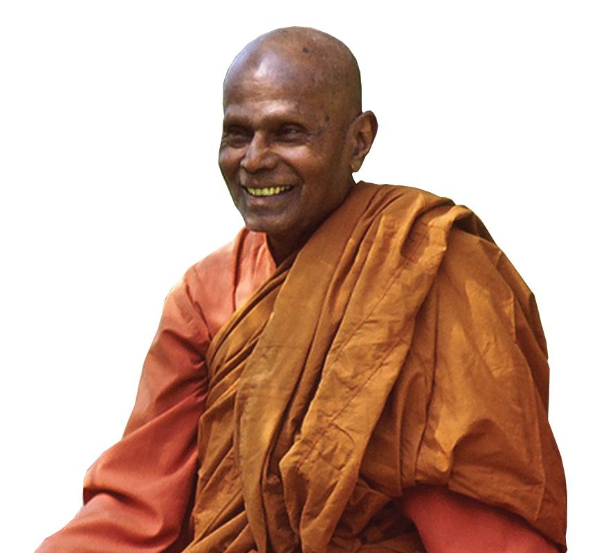 Bhante H. Gunaratana.
