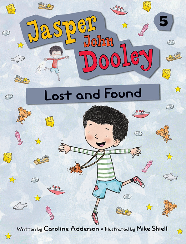 Jasper John Dooley book # 5.