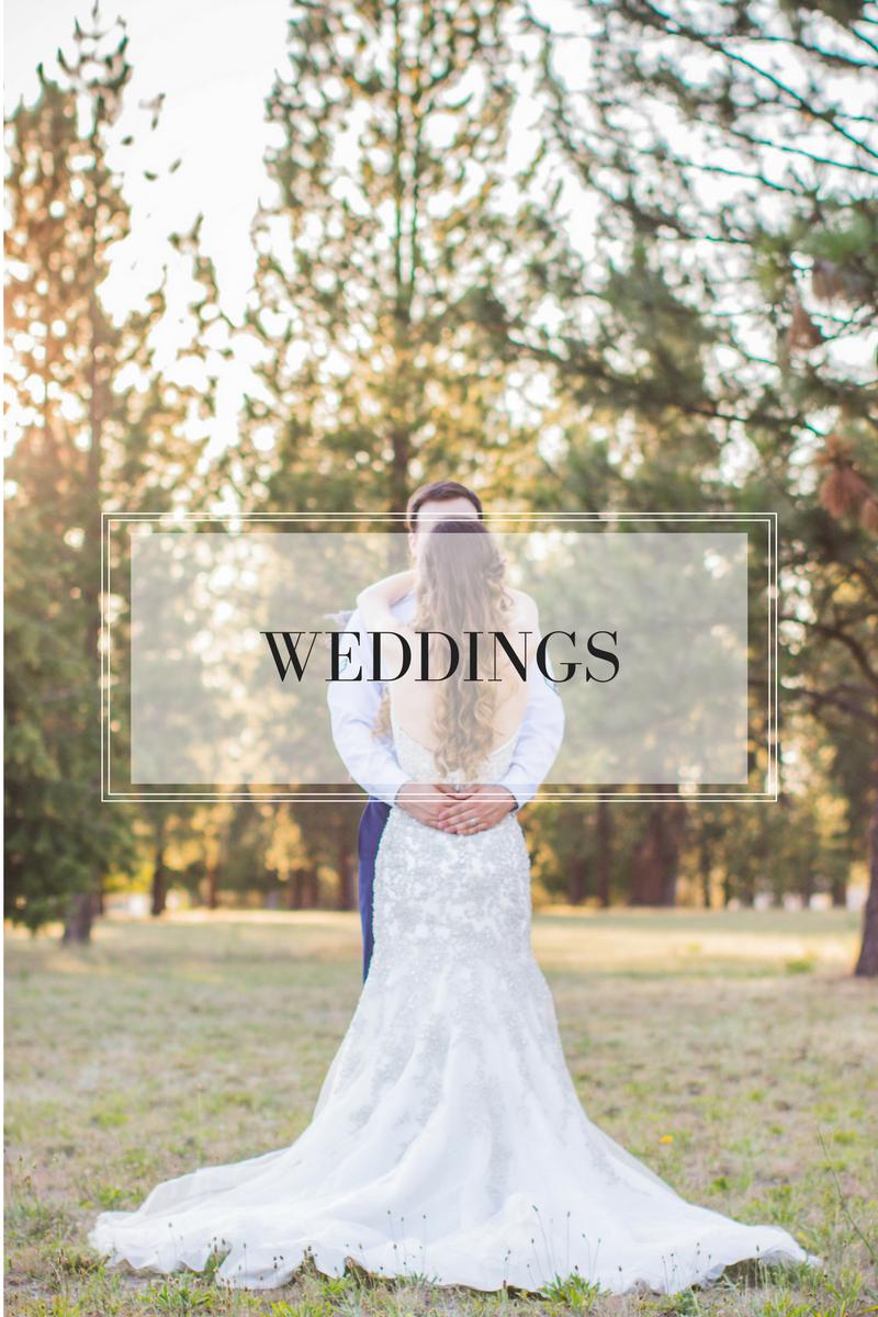 Spokane Wedding