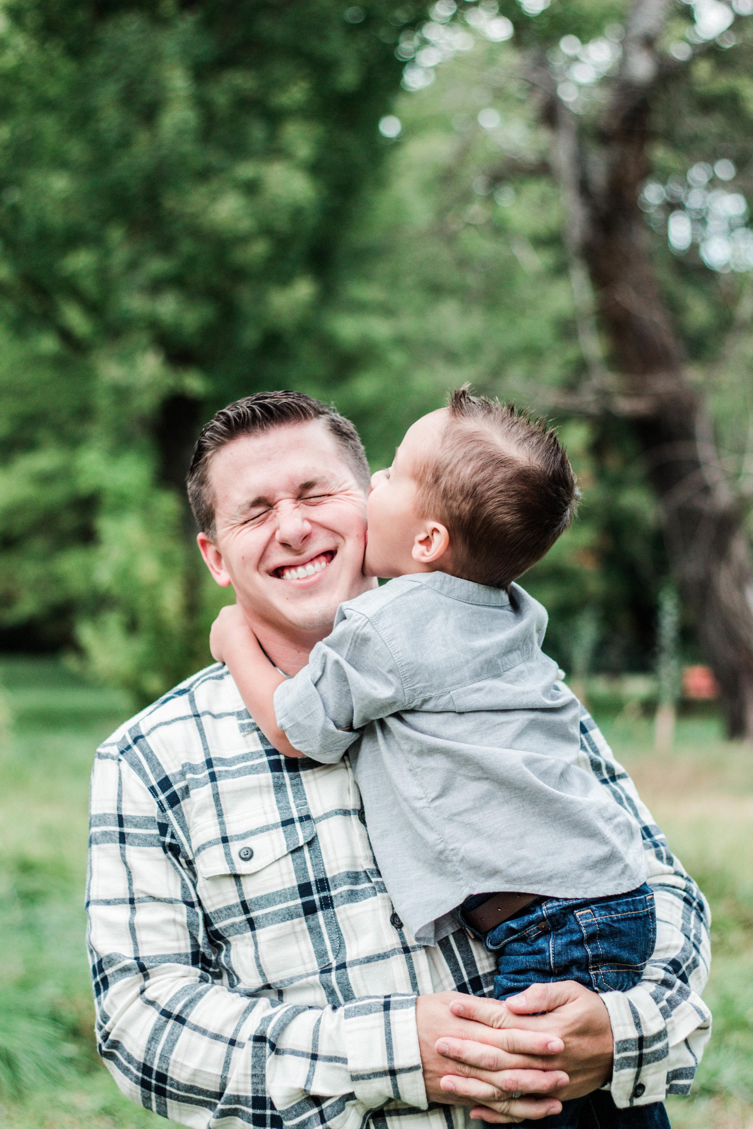 spokane photographer father son photo