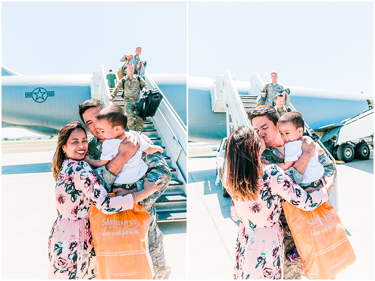 Air Force Homecoming