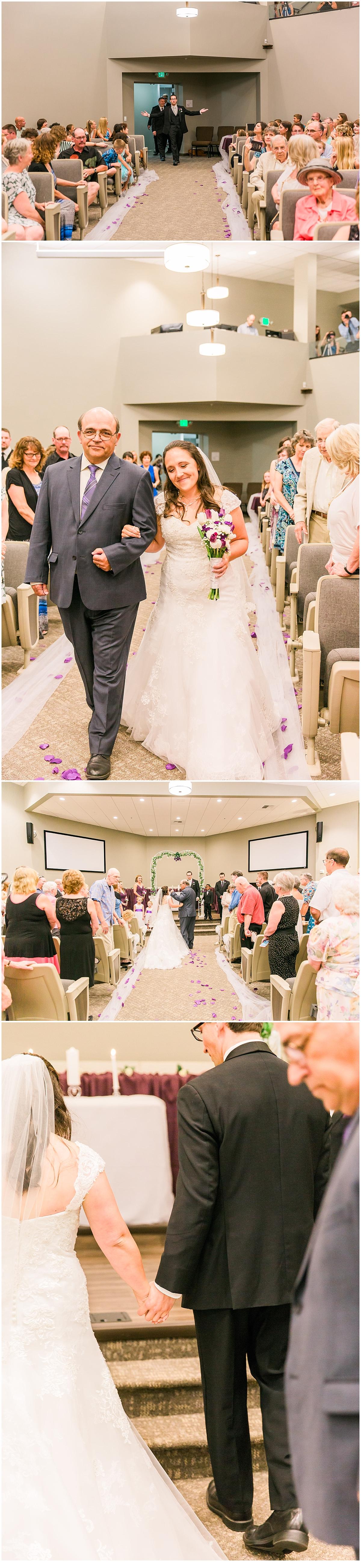 church wedding ceremony spokane